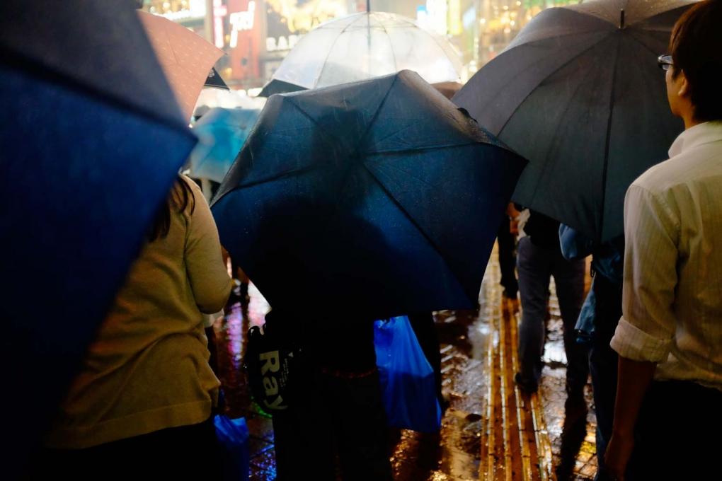 Umbrellas by Eric Guzman