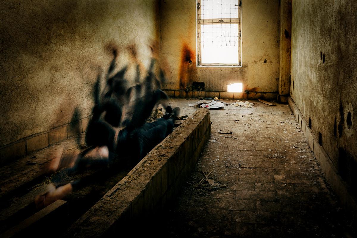 Ghost_02 by Pierre Pichot