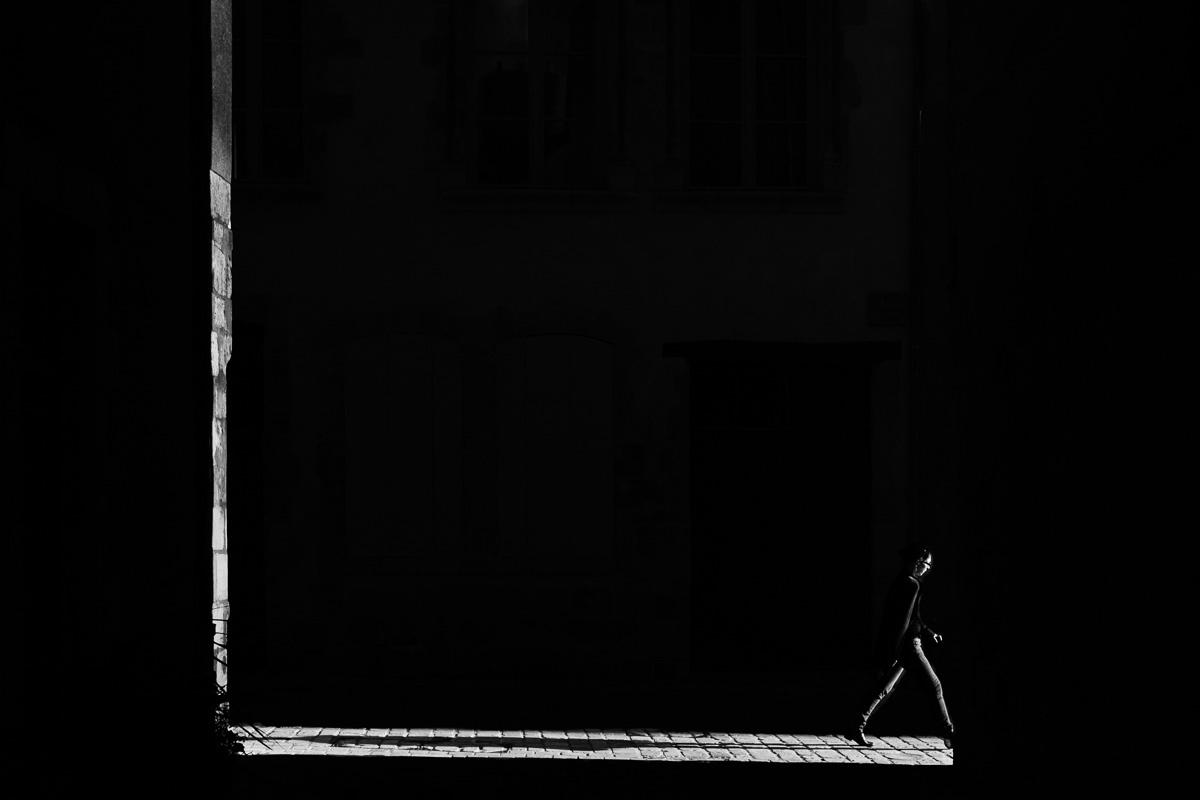 A glimpse of light by Pierre Pichot