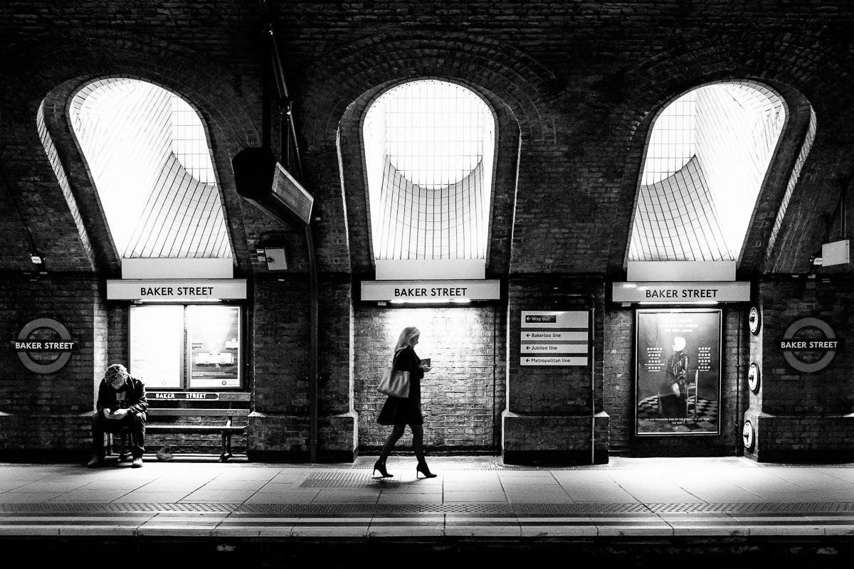 Baker Street by Pierre Pichot