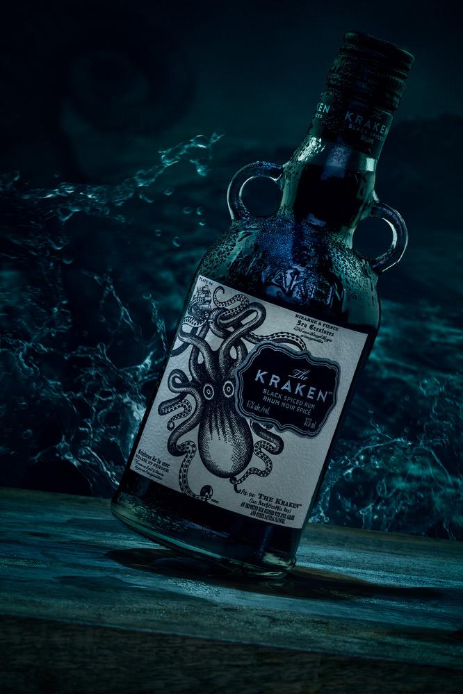 Kraken by Ryan Cooper