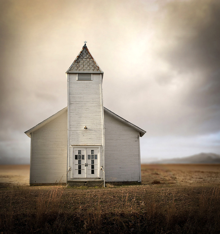 Spiritual Isolation by Scott Marx