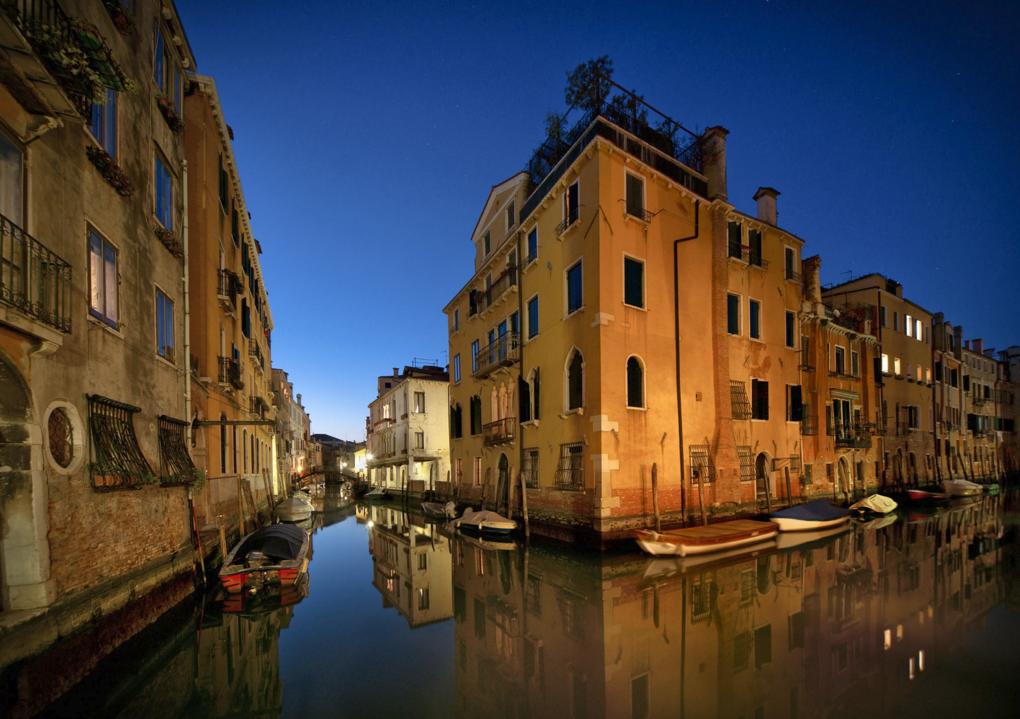 Castello Reflection by Scott Marx