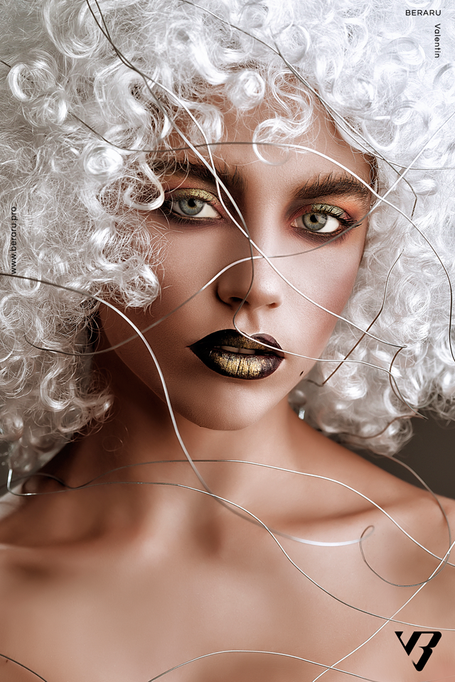portrait  by Valentin Beraru