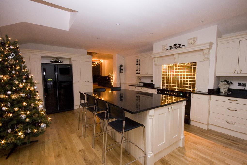 New Kitchen by Michael Kerr