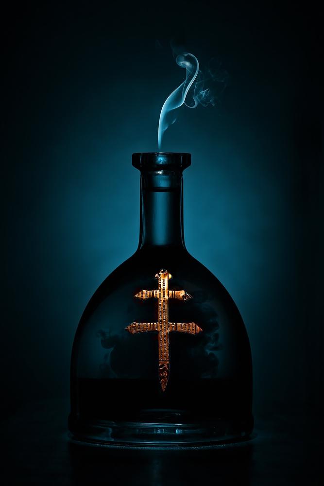 D'USSÉ Cognac by Mirza Hasanefendic
