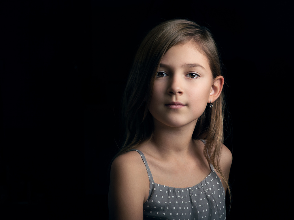 Young Lady by Tomas Baliukonis