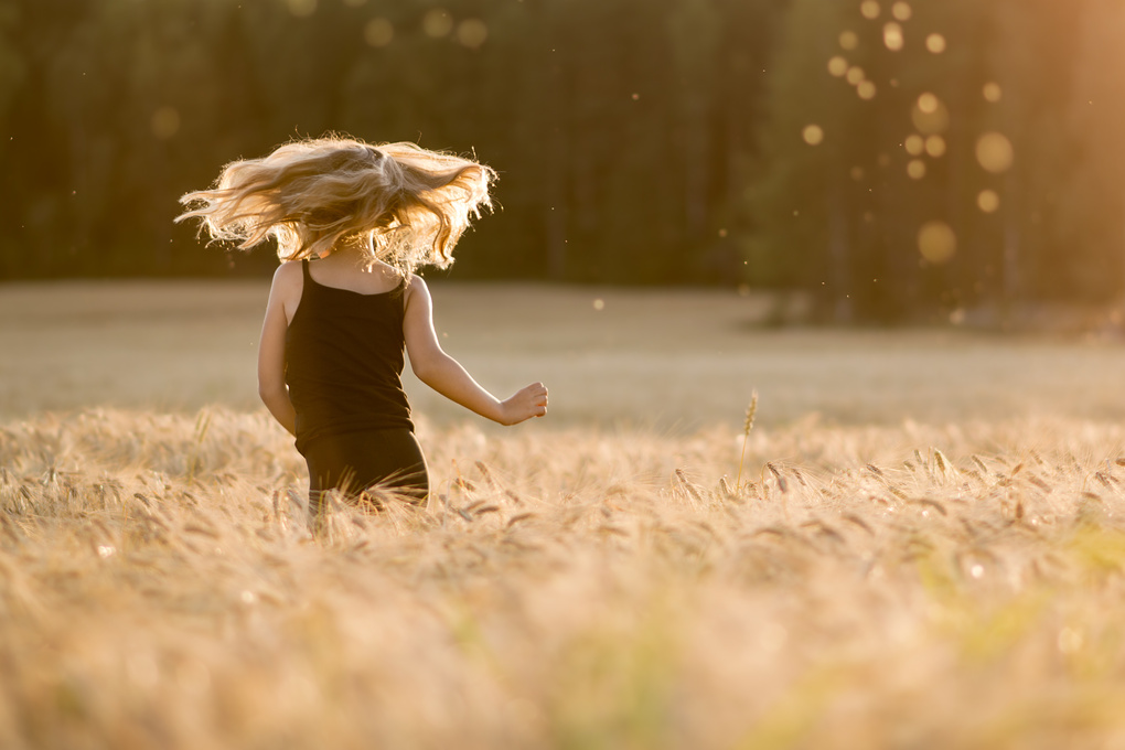 Dancing through the childhood by Tomas Baliukonis