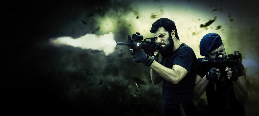 The Ambush by Pantelis Vatousiadis