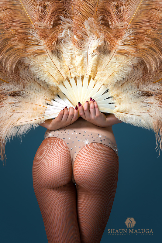 The Cheeky Lucy Luxe by Shaun Maluga