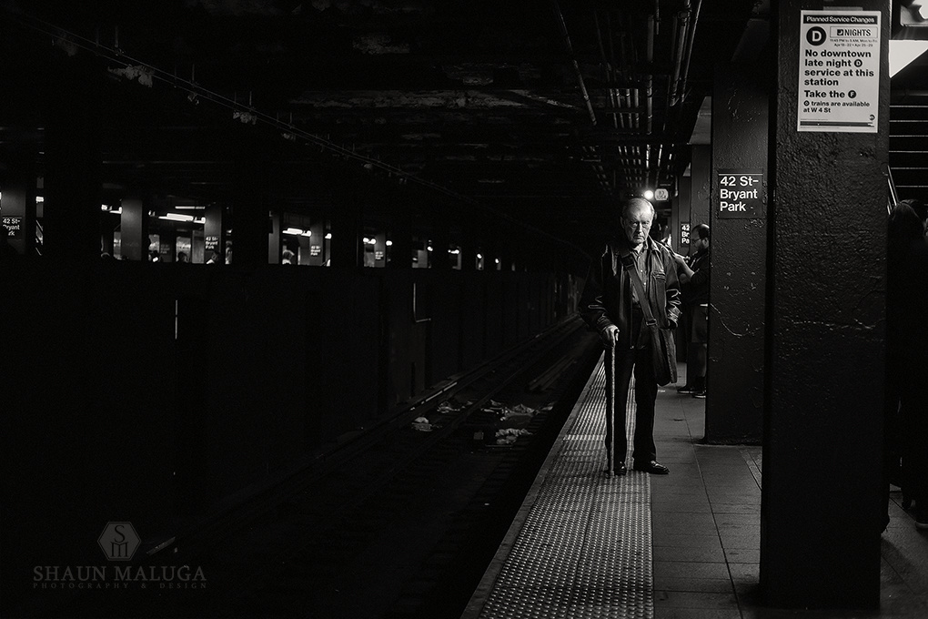 The B Train that never came by Shaun Maluga