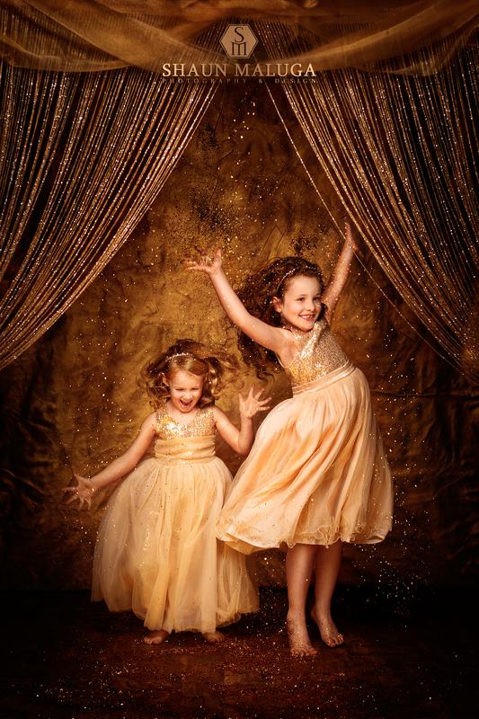 Golden Girls 2 by Shaun Maluga