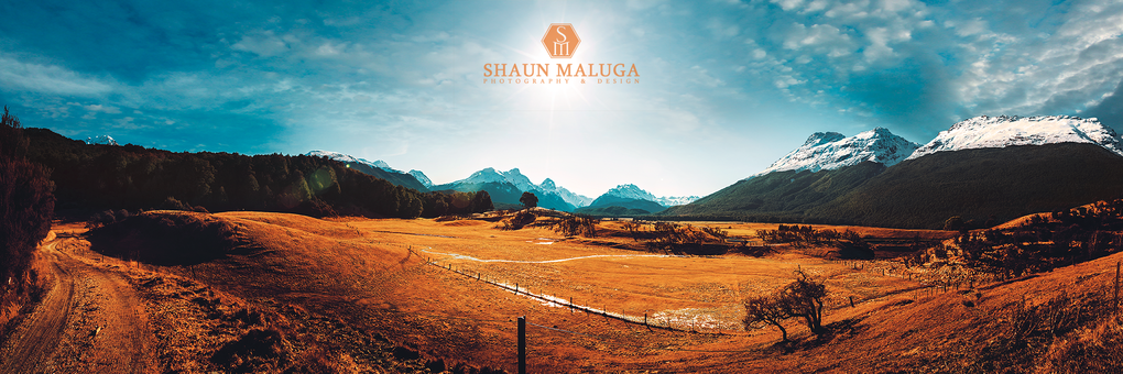 Paradise - Glenorchy by Shaun Maluga