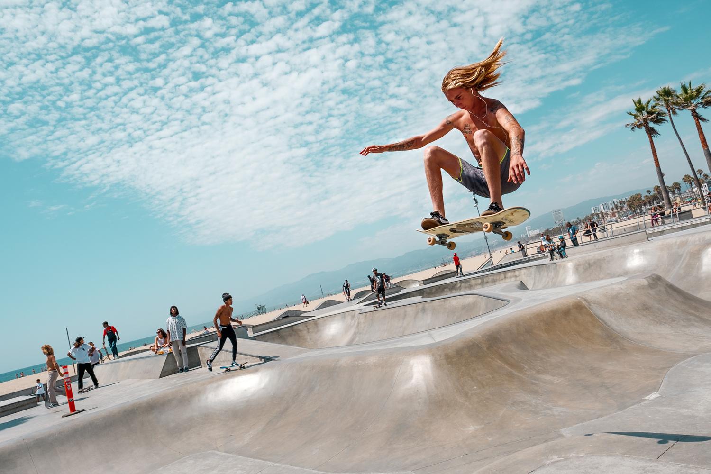 Venice Beach by Shaun Maluga