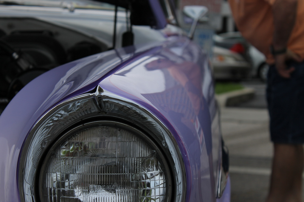 Classic Purple by Chip Rauch