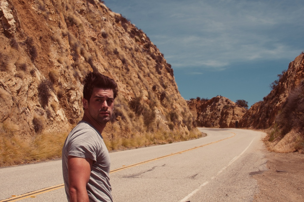 Open Roads by Nathan Hostetter