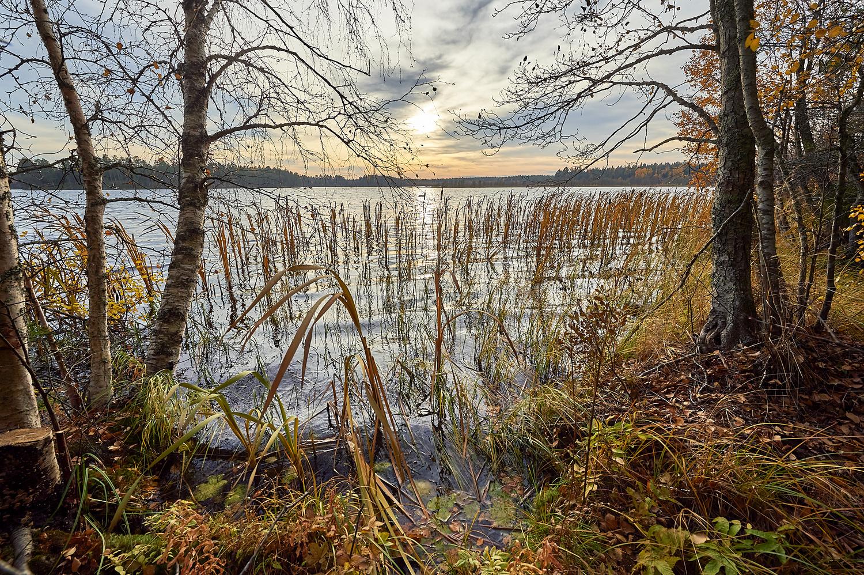 Norrsjön at Strömsbruk by Tommy Galskjær