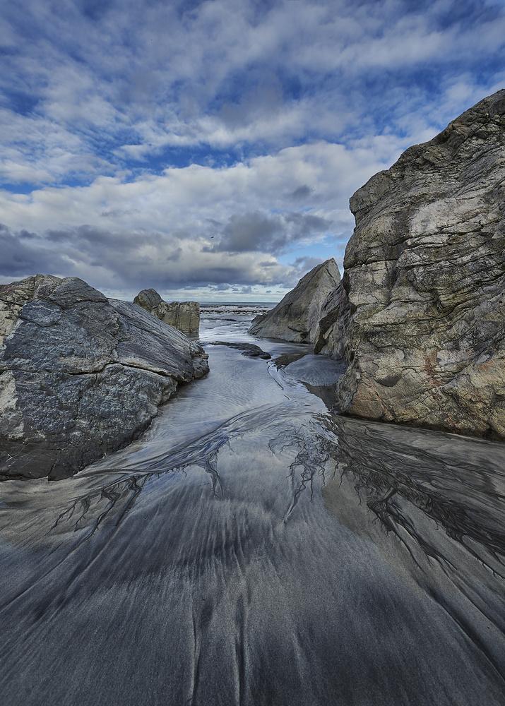 Black Sand by Tommy Galskjær