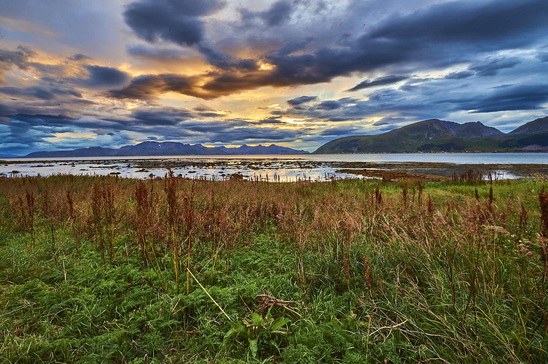 Vesterålen in Norway by Tommy Galskjær