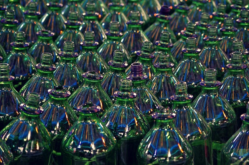 Bottles by Aura Todd
