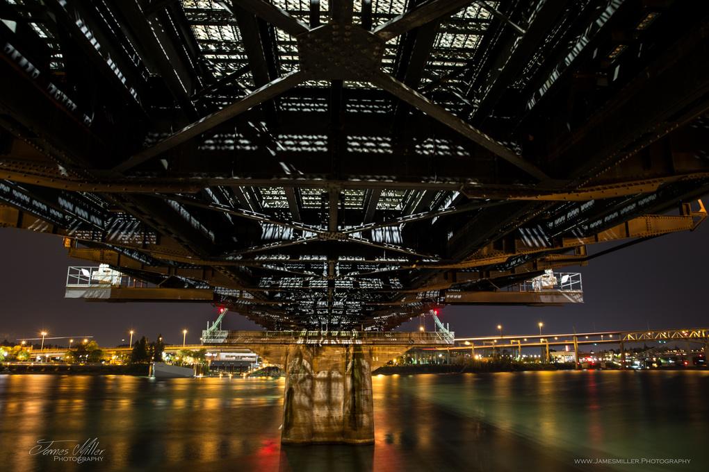 Under the Bridge by James Miller