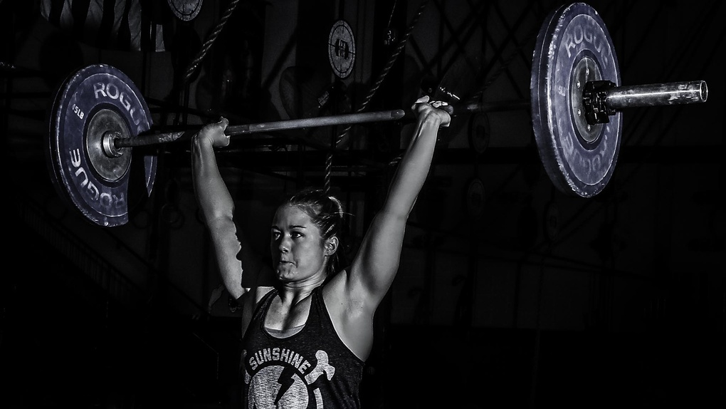 Clean and Jerk by Michael Green