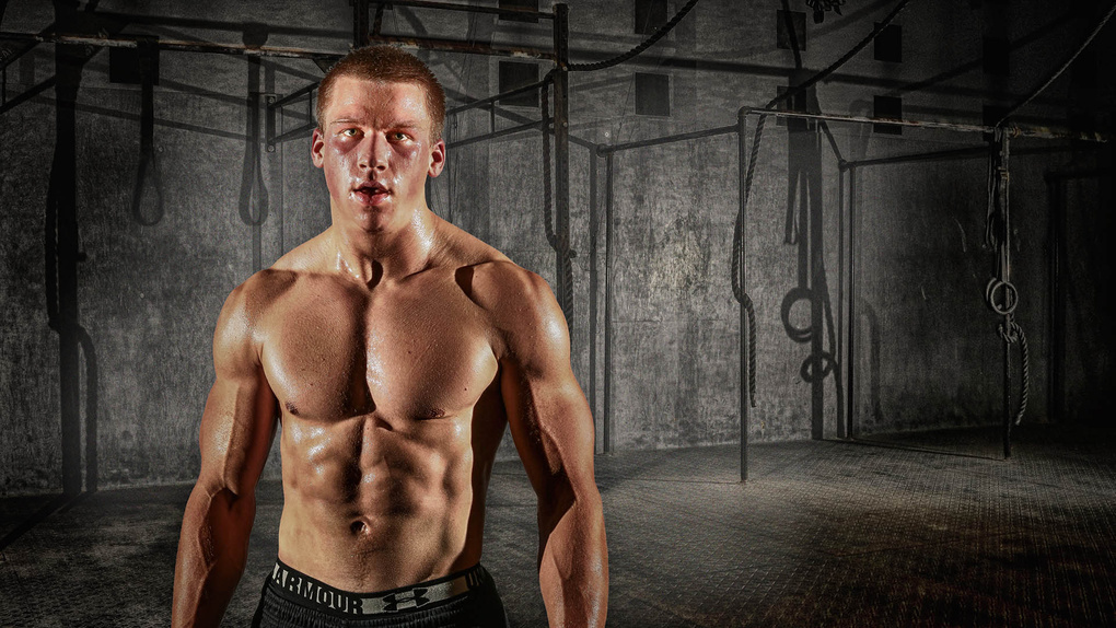 Crossfit Composite by Michael Green