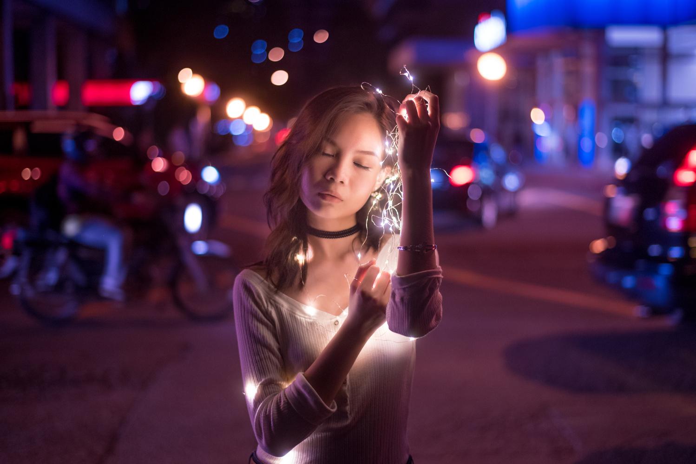 Night lights by Noel Tristan Perena