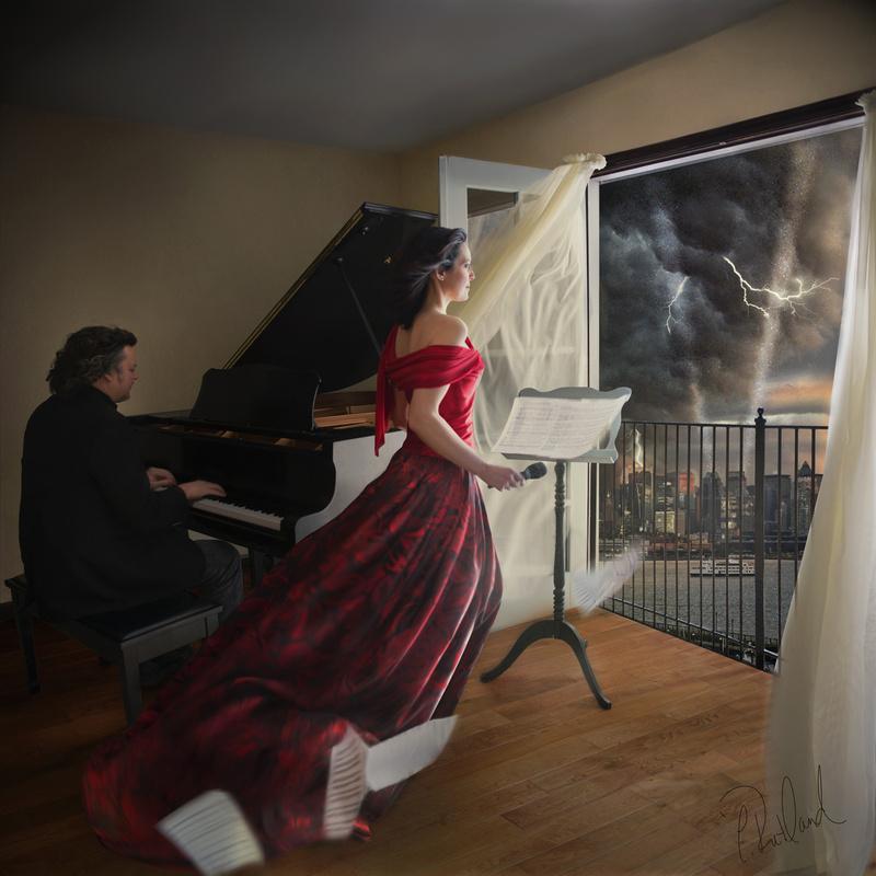 She Took the City by Storm by Caroline Rutland