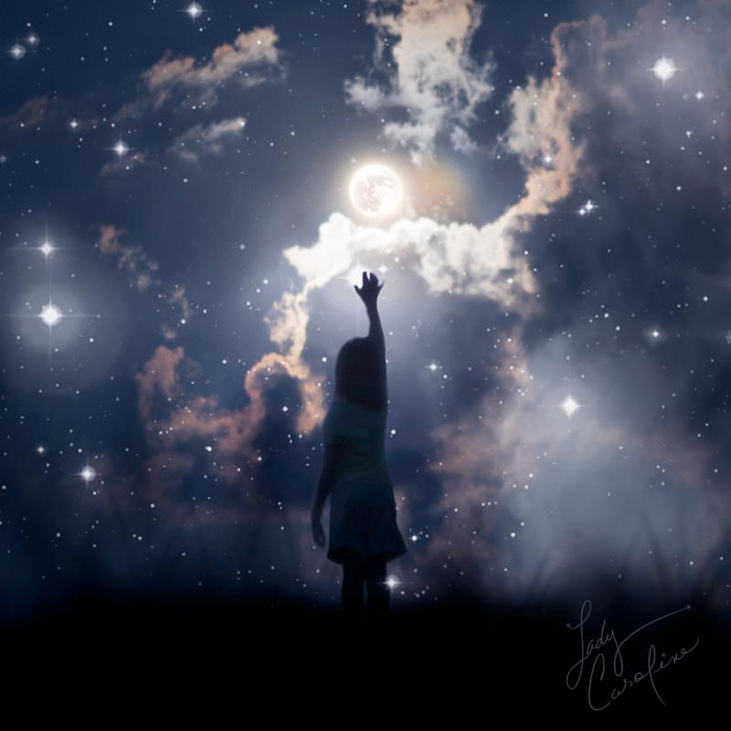 Reach for the Stars by Caroline Rutland