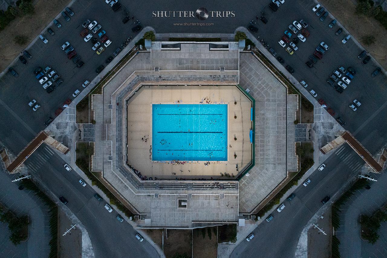 Pool Play by Bill Peppas