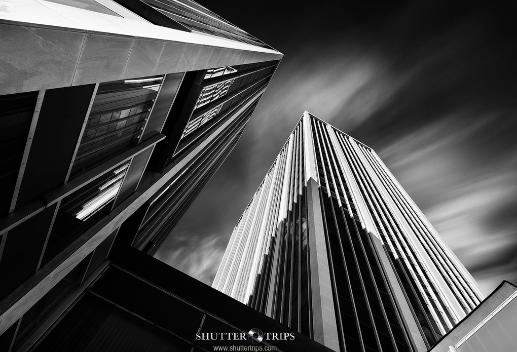Converging Lines by Bill Peppas