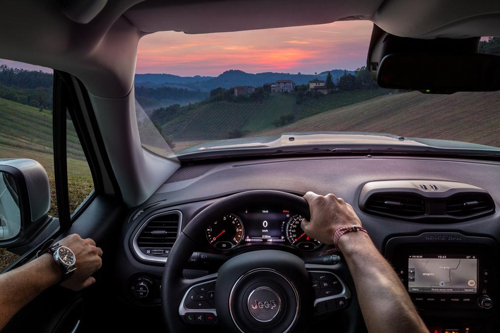 Jeep Renegade 2015 by Alessandro Molinari
