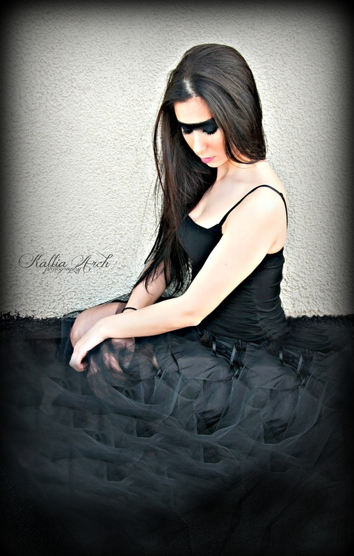 Black Swan by Kallia Archontopoulou