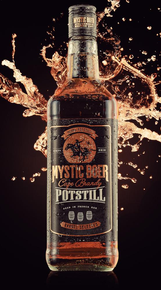 Potstill Brandy Test Shoot by Fred van Leeuwen