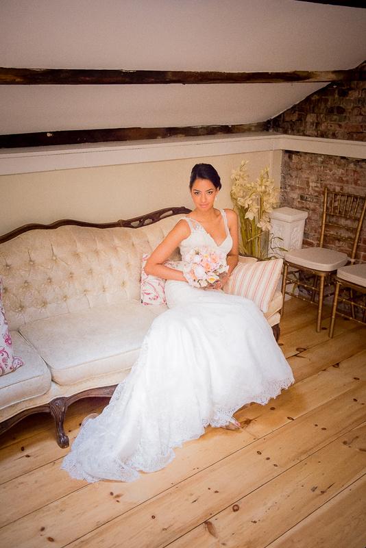 Bridal Portrait by Anastasia Borisyuk