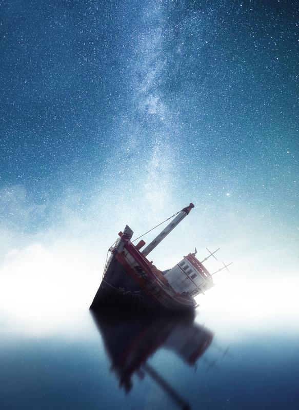 Wreck by Juraj Gabriel