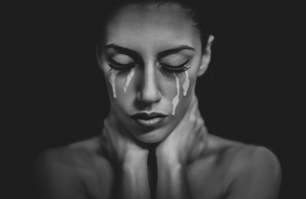 Tears by Andrea Santamaria