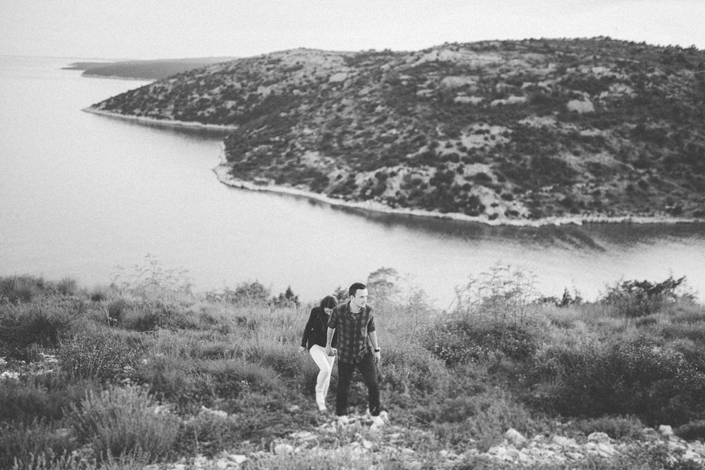 Engagement session in Rakalj, Istria (Croatia) by Kresimir Tadijic