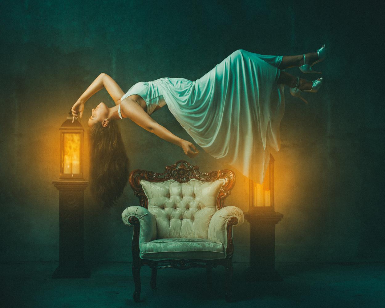 Levitation by SEAN MALLEY