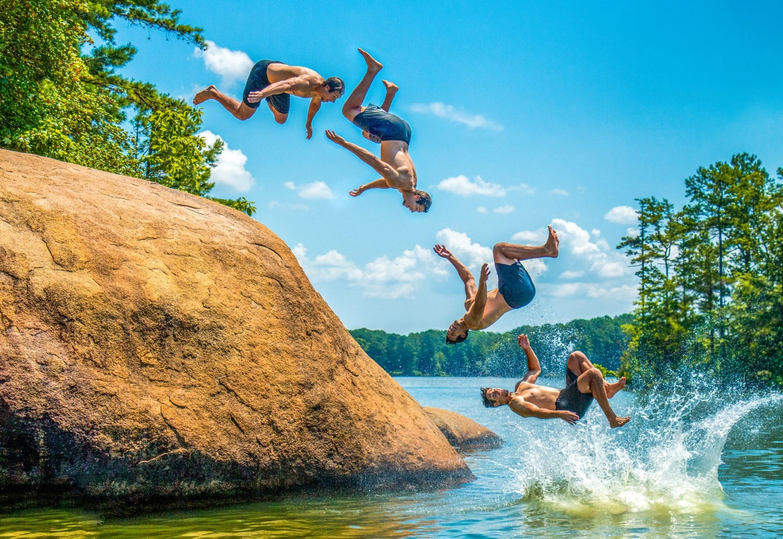 Make A Splash by SEAN MALLEY