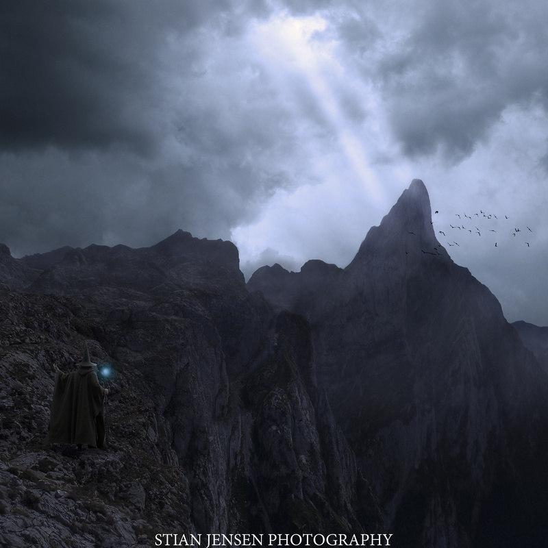 The Wanderer by stian jensen