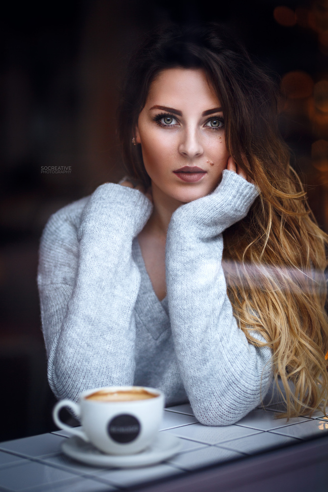 Coffee break by socreative photography