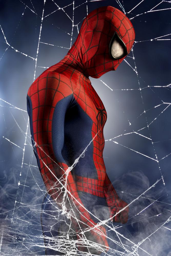 SPIDER-MAN  by Davion Washington