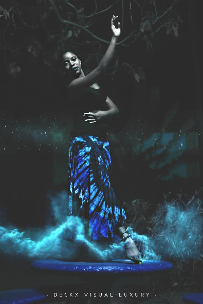 Jai MidNight Haze by Andre DeCordova