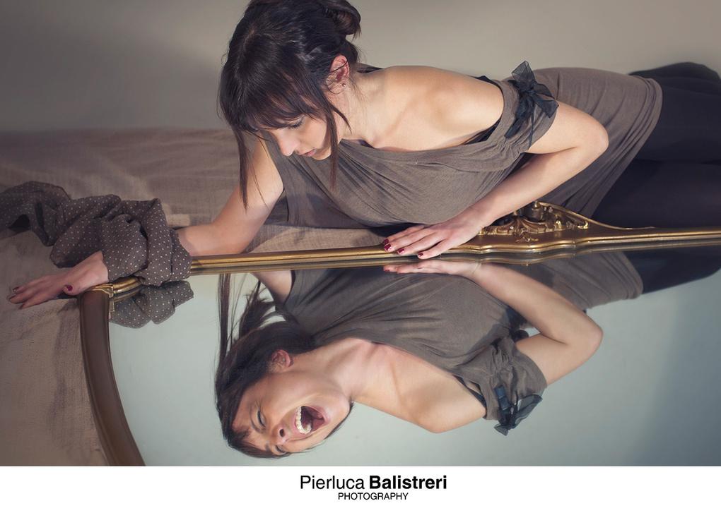 Soul mirror by Pierluca Balistreri