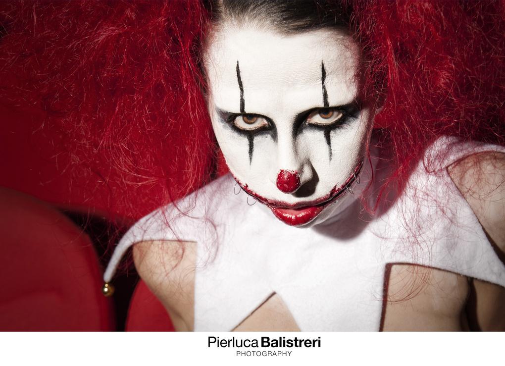Joker Clown by Pierluca Balistreri