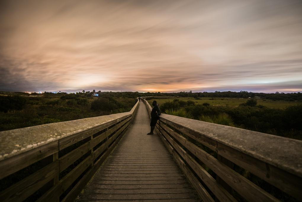 Long Ways to go by Carlos Romero