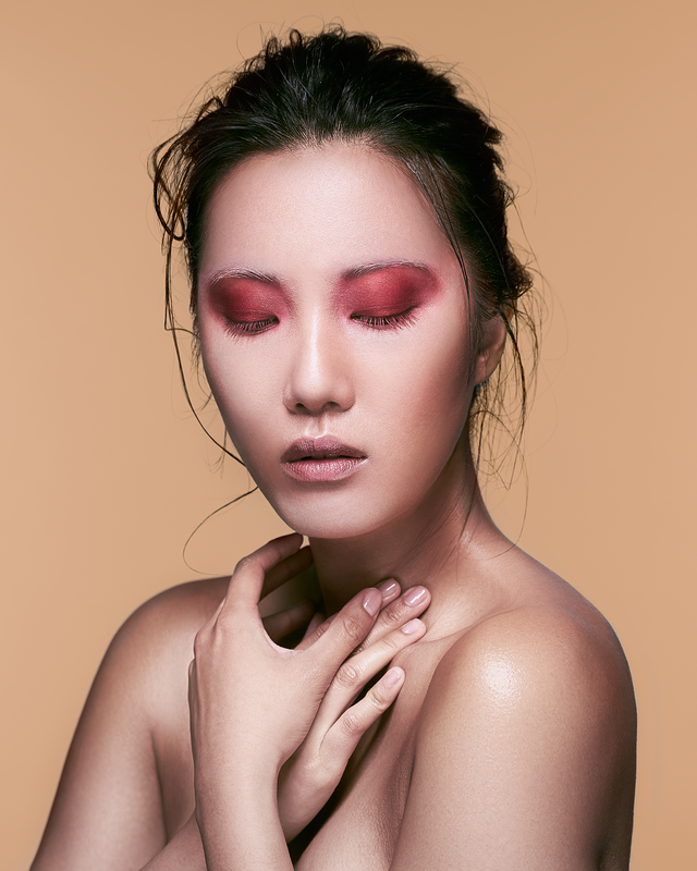 LILY GAO // Beauty by Daniel Kelly