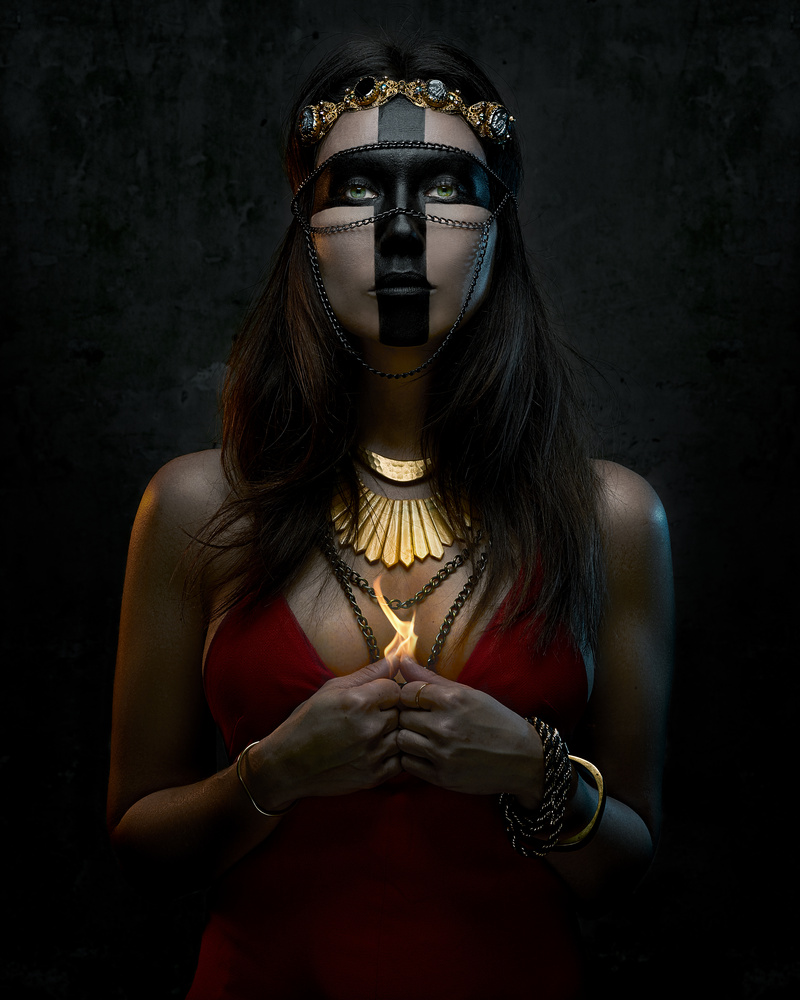 The Priestess by Daniel Kelly